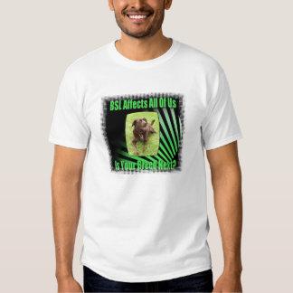 BSL Green/Black T-shirt