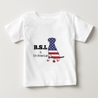 BSL is Un-American, Pitbull Support Tee Shirts