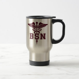 BSN STAINLESS STEEL TRAVEL MUG