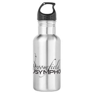 BSO Metal Water Bottle 532 Ml Water Bottle