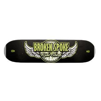 BSRS Carbon Skatedeck v.ps Skateboard Decks