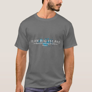 BT281B - Team Big Island Sportfishing Club Tee