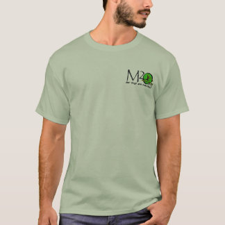 BT323 - M2O Molokai to Oahu SUP Race Competition T-Shirt