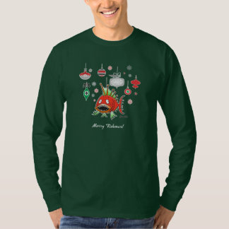 BT326 - Merry Fishmas Tee by Bad Tuna