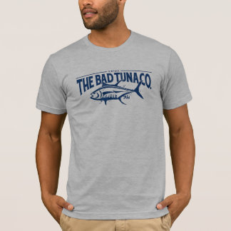 BT335 - Bad Tuna Co. Vintage Ahi T-shirt
