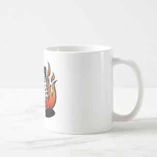 BT Flaming June Coffee Mugs