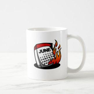 BT Flaming June Mugs