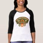 BTA HOF22 Ladies Baseball Shirt