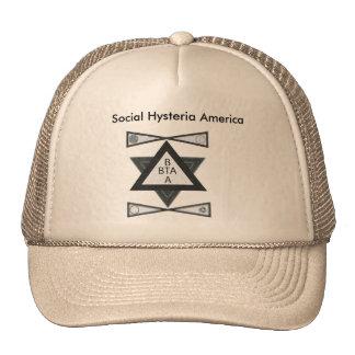 BTA Social Hysteria Hat