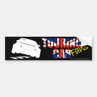 BTCC Fan Bumper Sticker