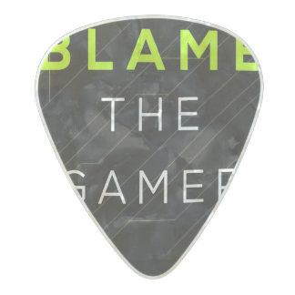 BTG Logo guitar pick