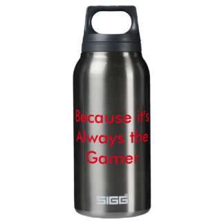 BTG quote Hot & Cold water bottle