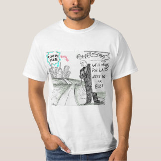 BTS On The Road T-Shirt