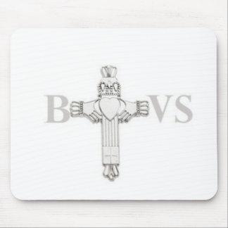 BTVS Cross Mouse Mat