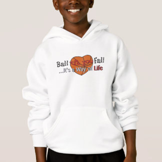 BTYF Hoodie with Design on back