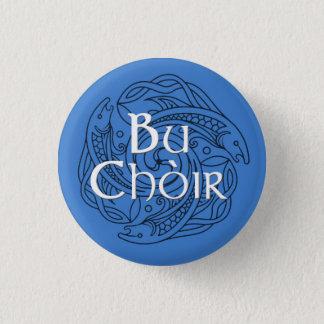 Bu Choir 3 Cm Round Badge