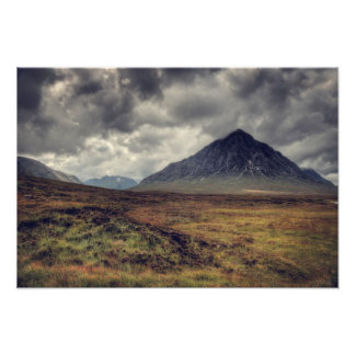 Buachaille Etive Mor Photo Print