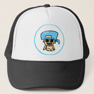 Bub Hat Grin