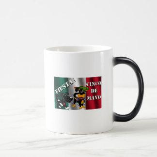 Bubba and Shadow Morphing Mug
