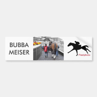 Bubba Meiser Bumper Sticker