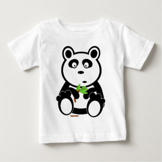 Bubba Panda Bear Baby T-Shirt