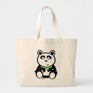 Bubba Panda Bear Jumbo Tote Bag