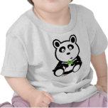 Bubba Panda Bear Tee Shirts