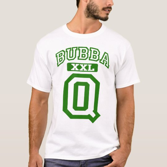 Bubba Q T-Shirt Green