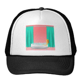 Bubble Bath Trucker Hats