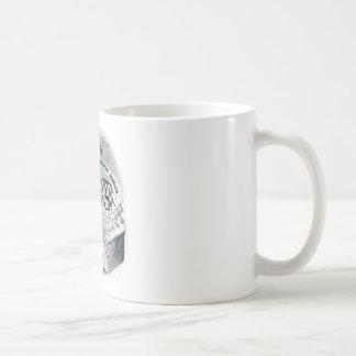 Bubble bath coffee mug