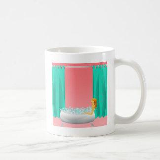 Bubble Bath Coffee Mugs