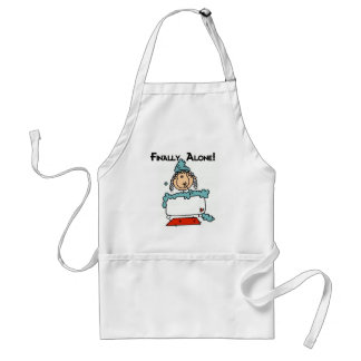 Bubble Bath Tshirts and Gifts Adult Apron