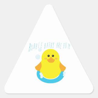 Bubble Baths Are Fun Sticker