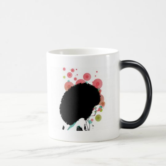 Bubble Bee Magic Mug