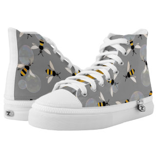Bubble Bees High Tops