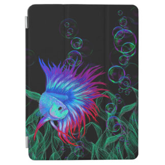 Bubble Betta iPad Air Cover