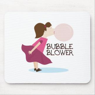 Bubble Blower Mousepad