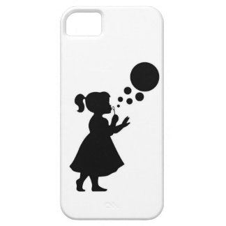Bubble Blowing Case Barely There iPhone 5 Case