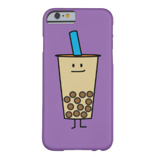 Bubble Boba Pearl Milk Tea Tapioca balls Barely There iPhone 6 Case