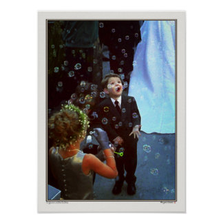 Bubble Boy - Ringbearer After Wedding Posters