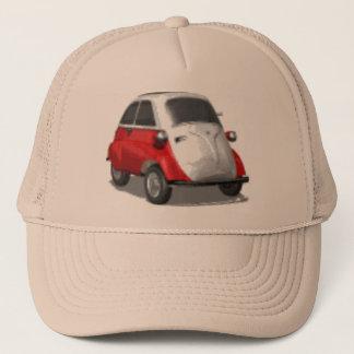 bubble car trucker hat