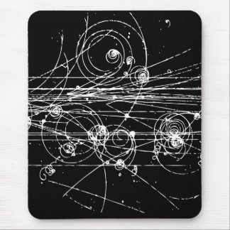Bubble Chamber Mouse Pad