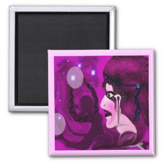 Bubble Dance  Magnet