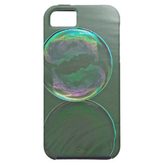 Bubble floating on water case for the iPhone 5