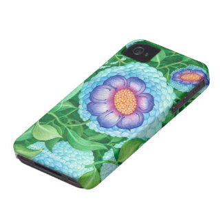 Bubble Flower Blackberry Bold Case