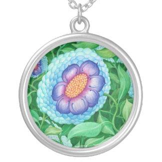 Bubble Flower Necklace