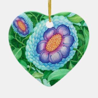 Bubble Flower Ornament