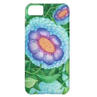 Bubble Flowers Barely There Ip4 iPhone 5C Case