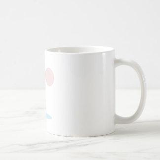 Bubble Gum Girl Coffee Mugs