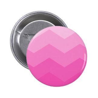 Bubble Gum Ombre 6 Cm Round Badge